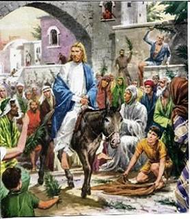 Palm sunday sermon outline brian bell